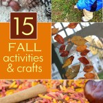 15 Fall Activities & Crafts for Kids