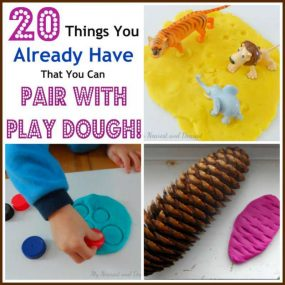 Just Add Play Dough from My Nearest and Dearest