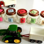 Number Activity: Learn to Count with Grain Bins
