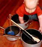 Toddler Activity: Pots & Pans