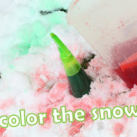 Snow Themed Activities
