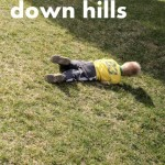 Outdoor Activity: Rolling Down the Hill