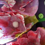 Starched Coffee Filter Flowers Craft