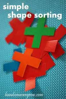 Shape Sorting for Preschooler (3)