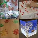 DIY Wrapping Paper: 10 Designs