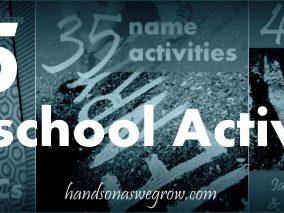 125 Preschool Activities