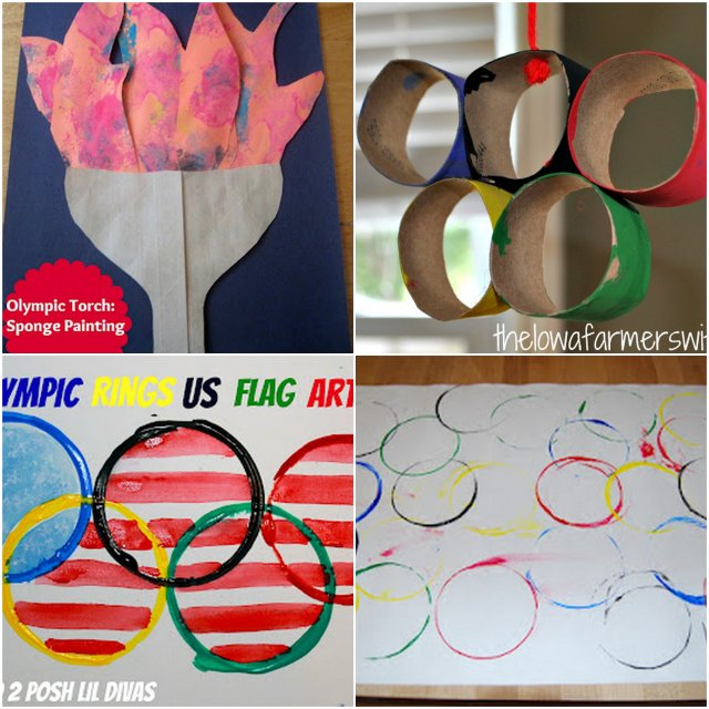 olympic craft ideas for preschool olympic crafts on it s playtime on as we grow 174 6982