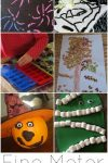 Fine Motor Activities on It's Playtime