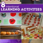 8 Intentional Learning Activities
