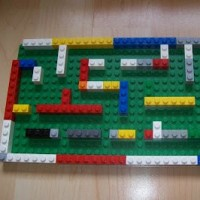 Lego Mazes Activity for Kids