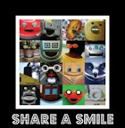Say Cheese! Share a Smile!