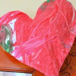 Stuffed Heart Balloon
