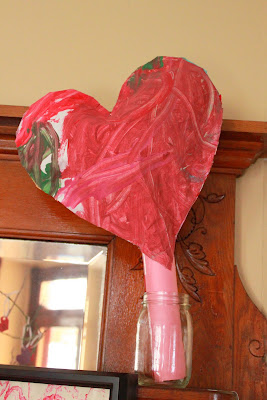 heart shaped stuffed balloon