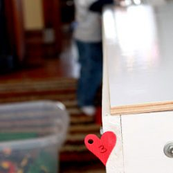 A Valentine Heart Hunt