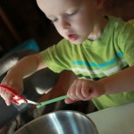 Fine Motor Activity: Cutting Straws