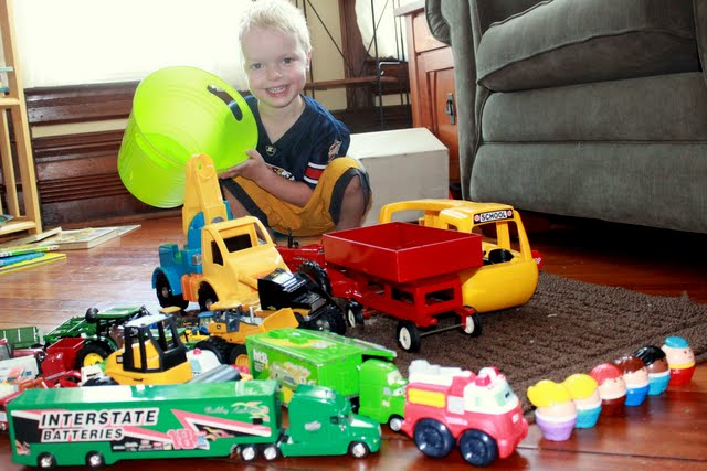 allowing independence in preschoolers