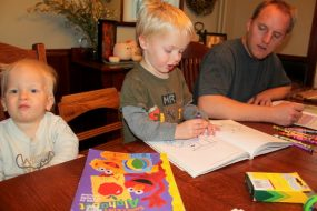 30 Days to Hands on Play : Family Time