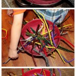 Fine Motor Activity: Pipe Cleaners