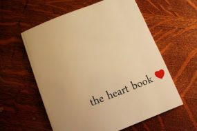 The Heart Book: Win the Printed Version