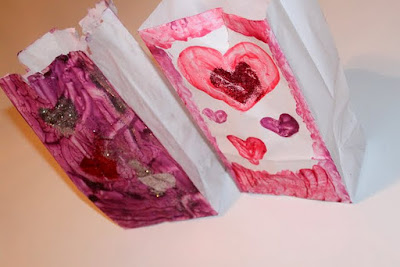 Send your kids on a Hunt for Love around the house with a fun Valentine's activity