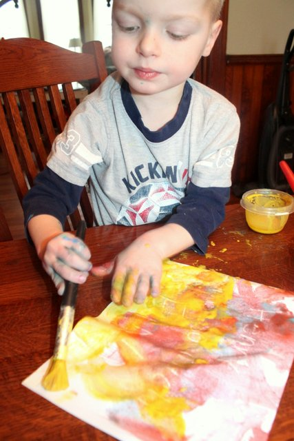 become a hands on mom with your kids
