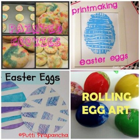Creative Art for Easter