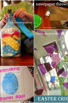 Hands on Activities for Kids