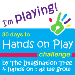 30 days to hands on play participant
