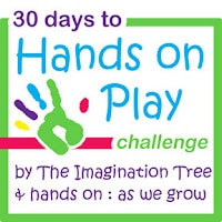 30 days to hands on play challenge