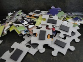 """Make it Kid Friendly"" Idea: Magnetic Puzzles"