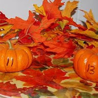 Missing pumpkin and numbers.