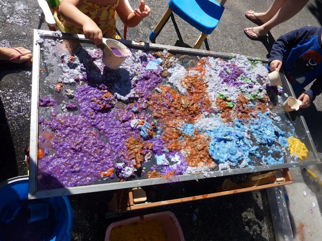 Exploratory or Sensory Play