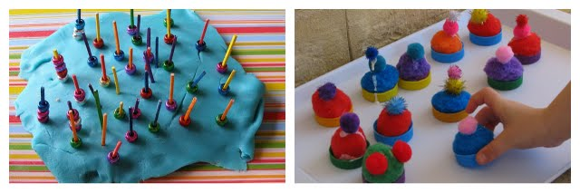 birthday party cake activity