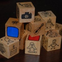 Story Cubes with Pictures