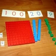Combining Numbers & Adding Blocks Learning Activity