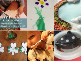 Hands on Kids Activities and Crafts