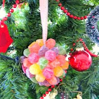 Gum Drop Ornament