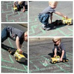 Preschooler Activity : A Big Maze