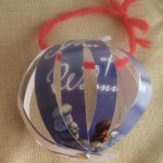 Craft: 3 Homemade Christmas Ornaments