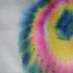 Art : DIY Tie-Dyed T-Shirts