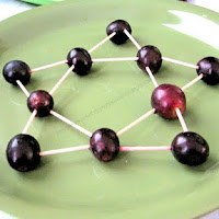 Use toothpicks in fine motor activities