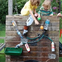 Water Wall Play to Beat the Heat