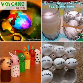 Fun Egg Activities for Kids