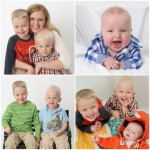 The Latest Portraits of the Kids!
