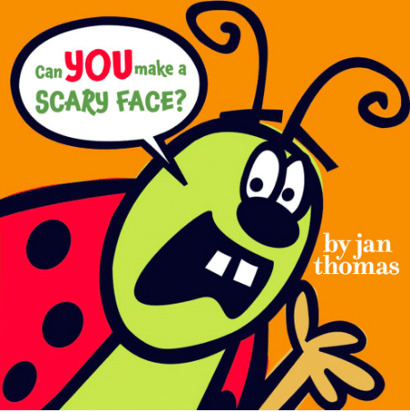 Follow along with the bug's silly action requests in this funny book for kids!