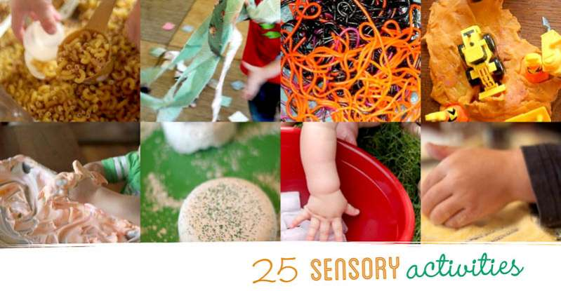 25 Sensory Activities For Kids Hands On As We Grow 174