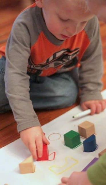 learn shapes for toddlers