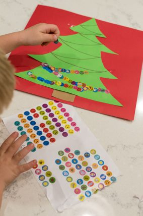 Crafts For Toddlers Arts Craft Toddlers Christmas Tree Crafts For
