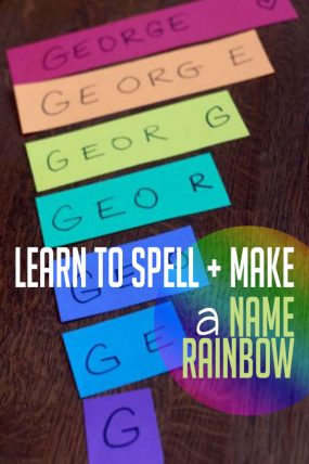 35 Fun Name Activities Perfect For Preschoolers   HOAWG