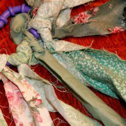Fabric Streamers